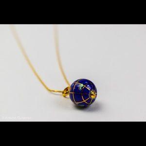 Gold necklace 14 K